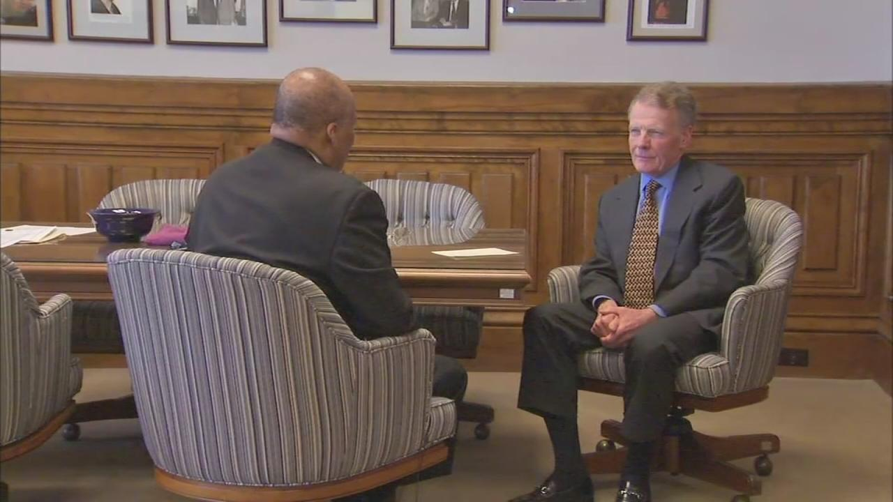 Full interview with Michael Madigan