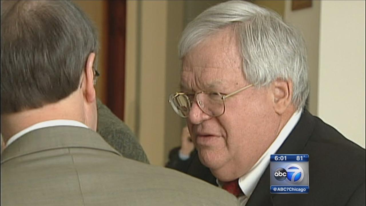 Former Speaker of the House Dennis Haster indicted