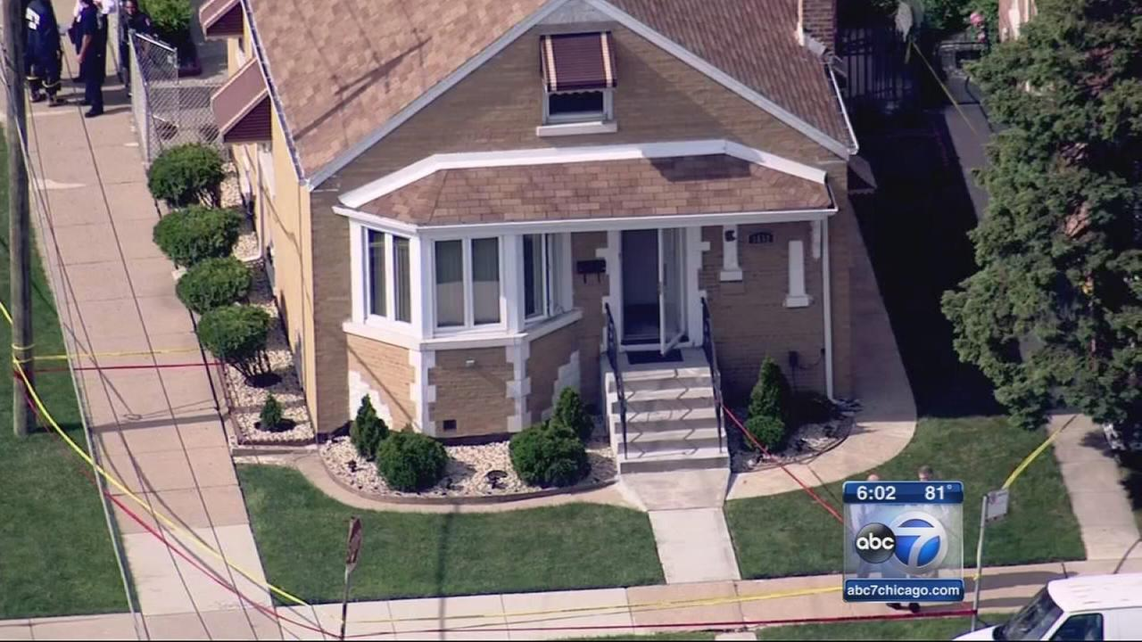 2 found dead inside Southwest Side home