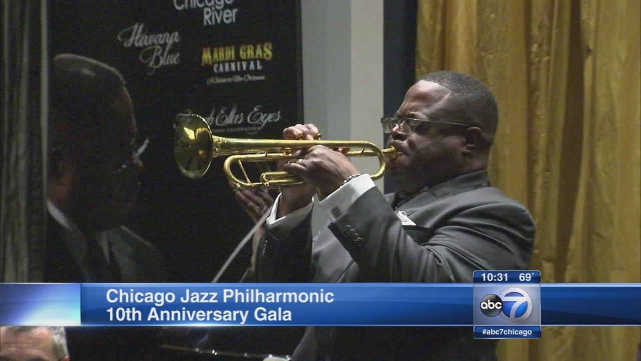 Chicago Jazz Philharmonic celebrates 10th anniversary