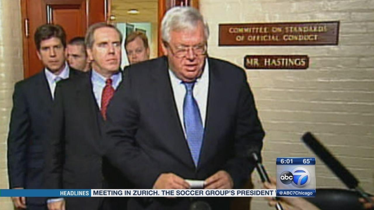 Hastert indictment causes shock