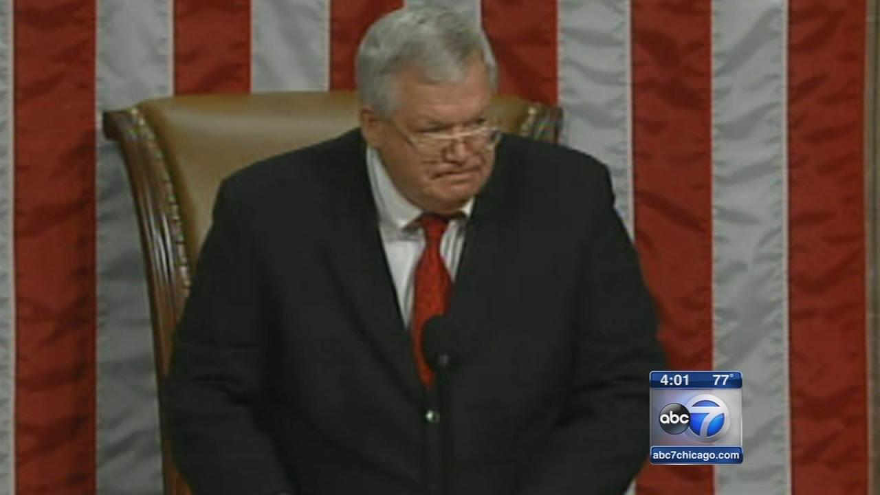 Hastert misconduct sexual, ABC sources say