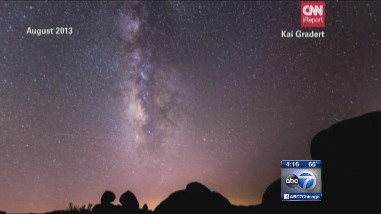 Meteor shower could be visible from Chicago area