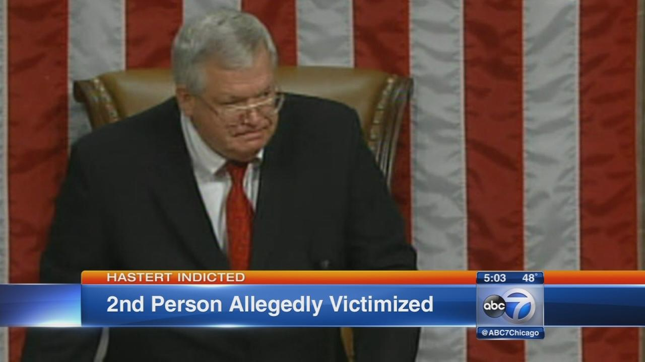 More details merge in Hastert case