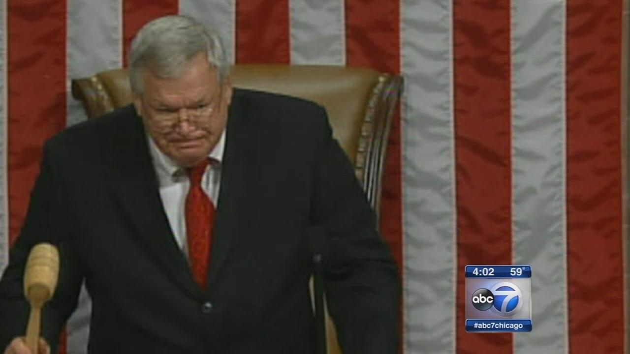 Hastert in court Thursday