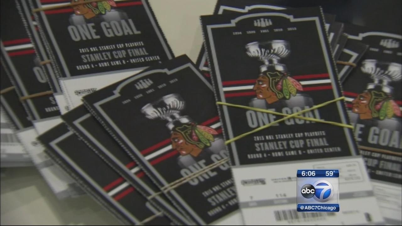 Tampa Bay to restrict Stanley Cup Final ticket sales to Lightning fans