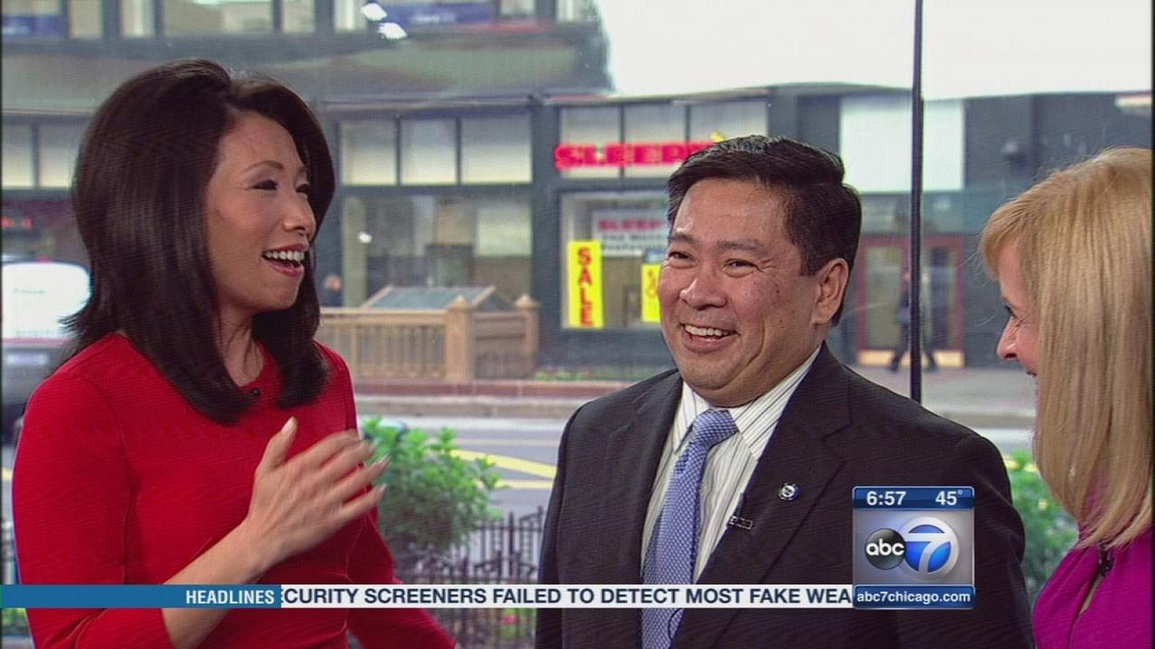 Don Villar says goodbye to morning show