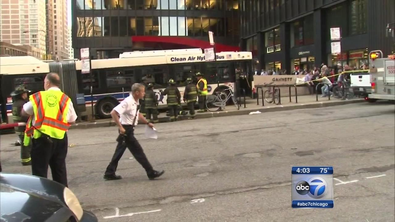 CTA bus driver cited in fatal crash