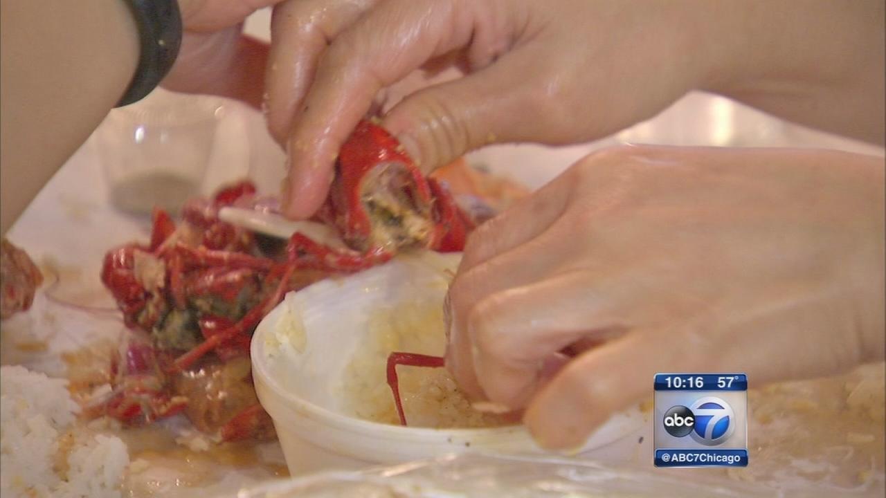 Angry Crab offers hands-on fresh seafood