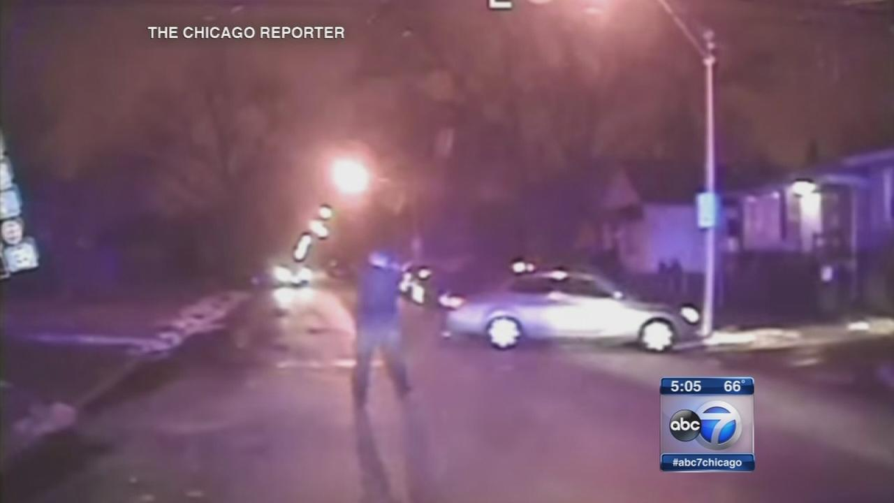 CPD officer-involved shooting caught on dashcam video
