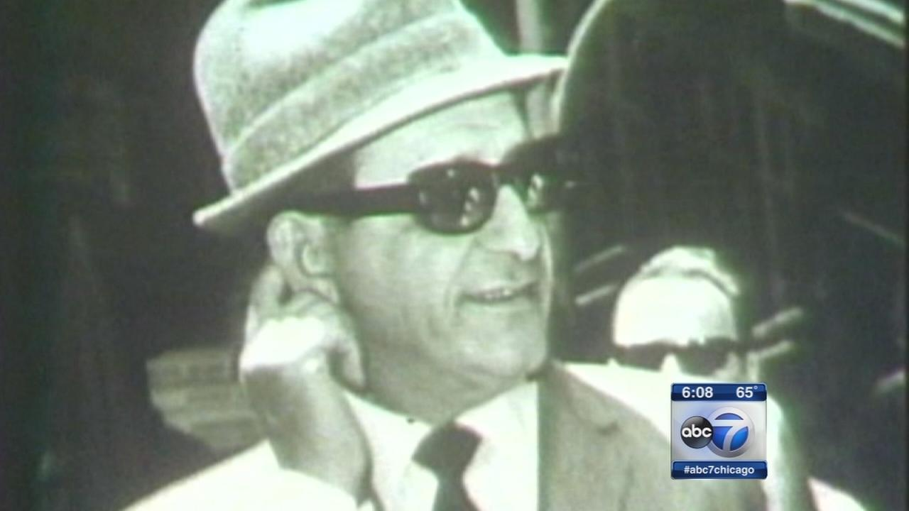 Chicago mobsters 40-year-old murder still a mystery