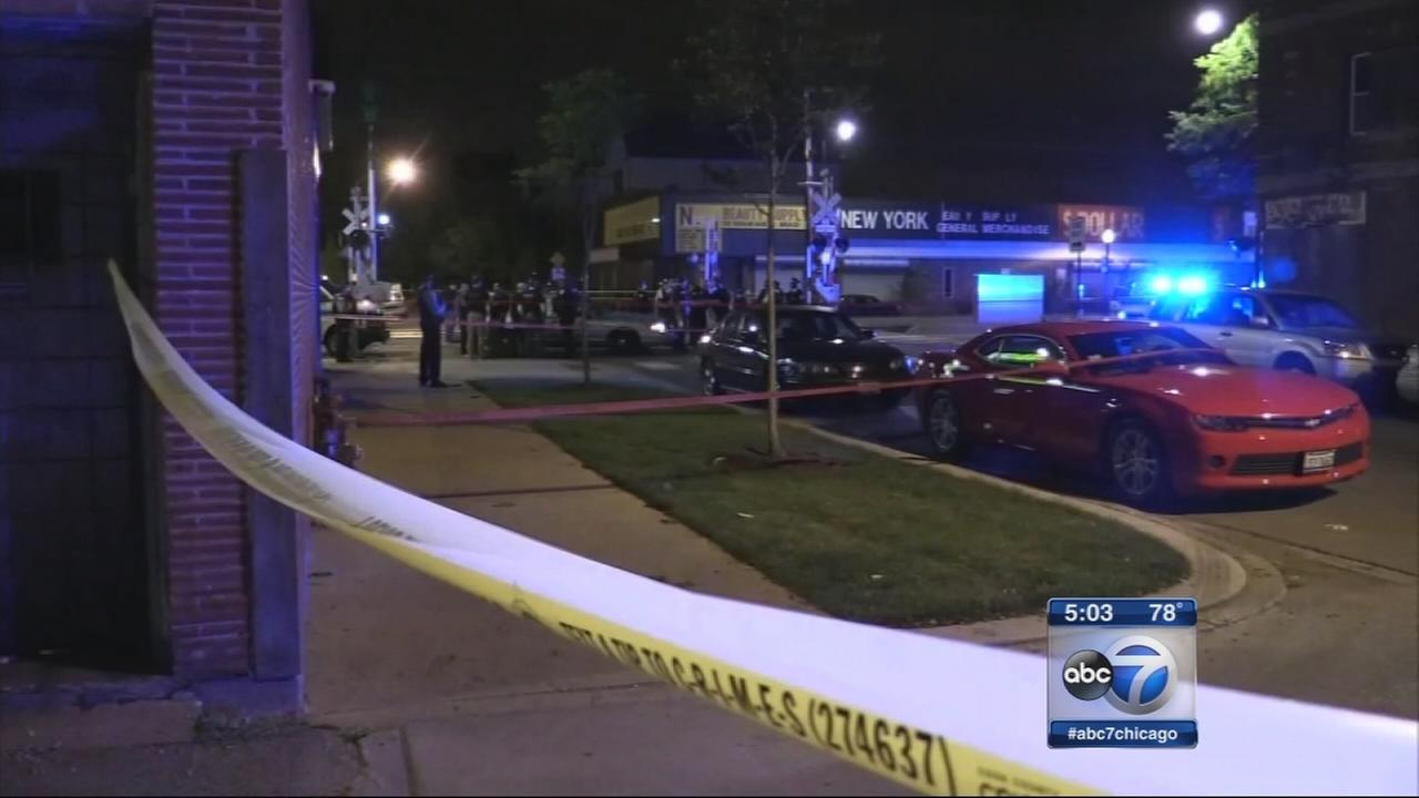 Man shot by CPD officers on South Side