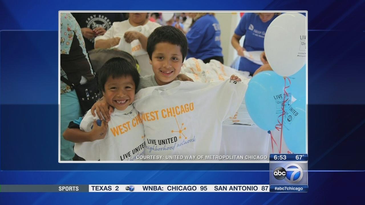 United Way launches neighborhood networks