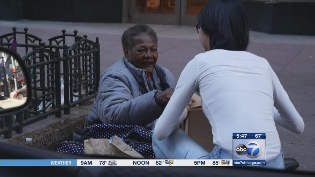 Darien teen skips prom to help homeless