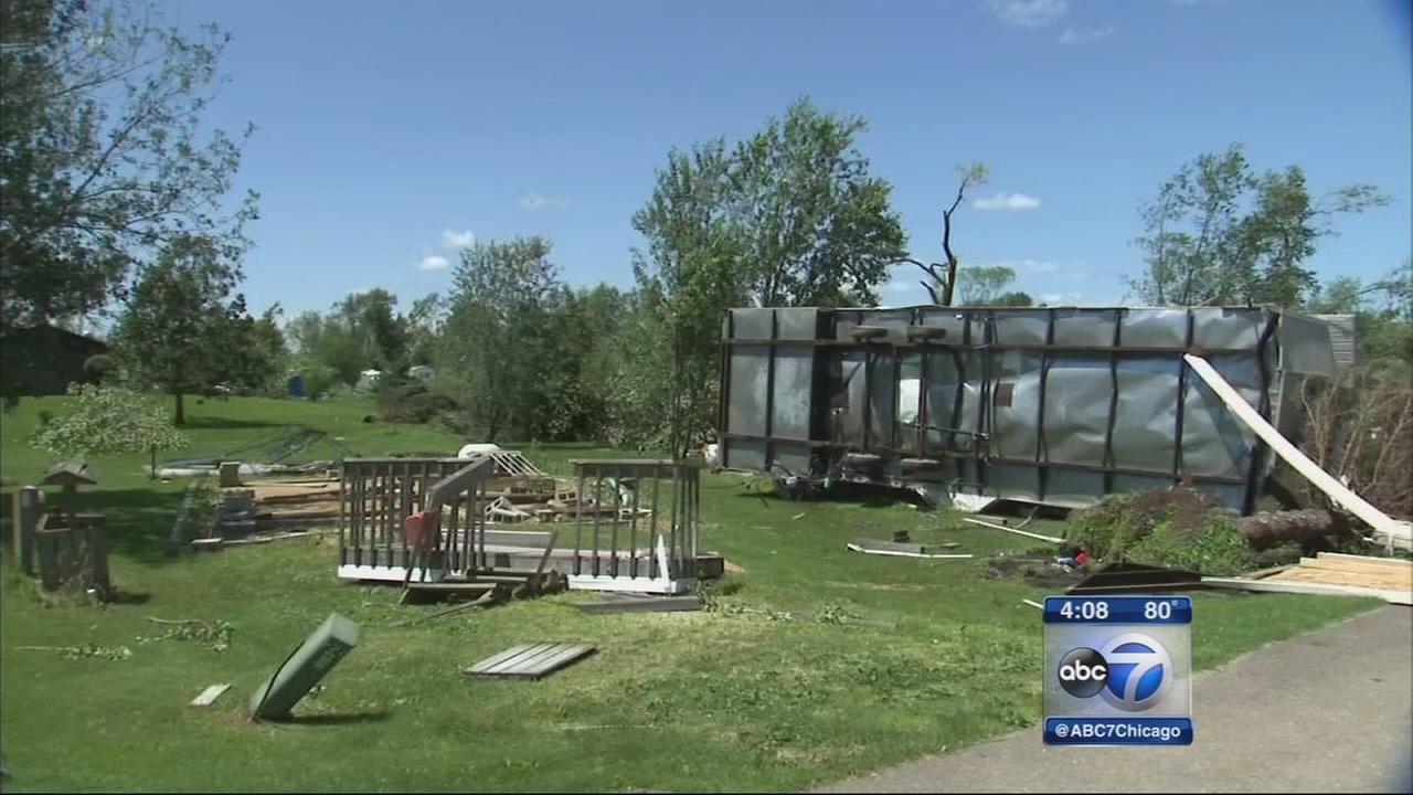 Storms wipe out Woodhave Lake campground in Sublette