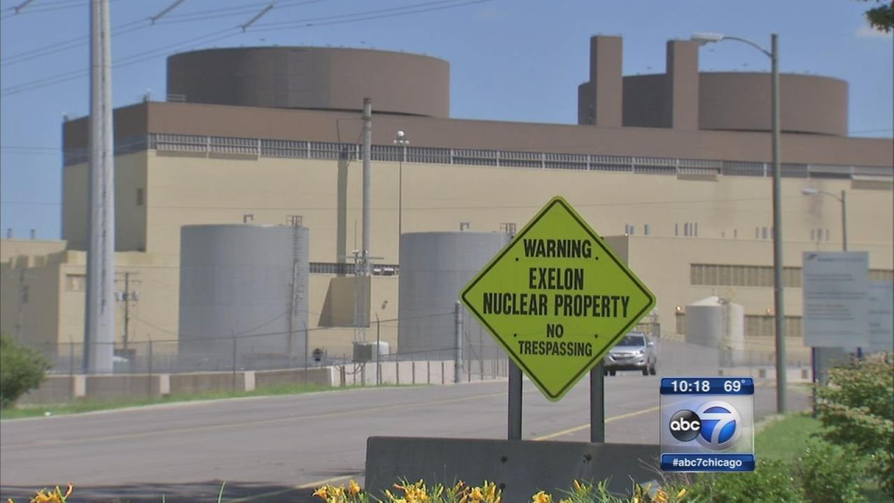 Braidwood nuclear plant nearly hit by tornado