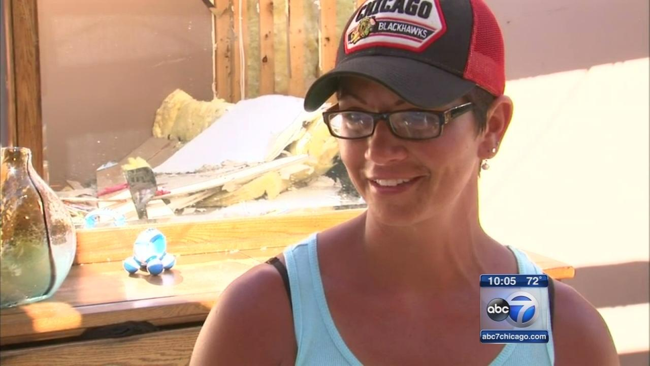 Engaged couple devastated after losing ring in tornado