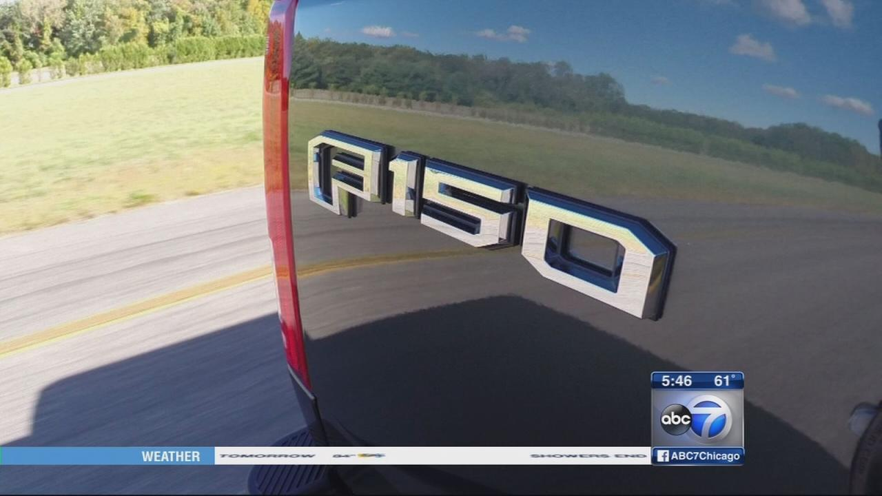 Consumer Reports: Ford F-150