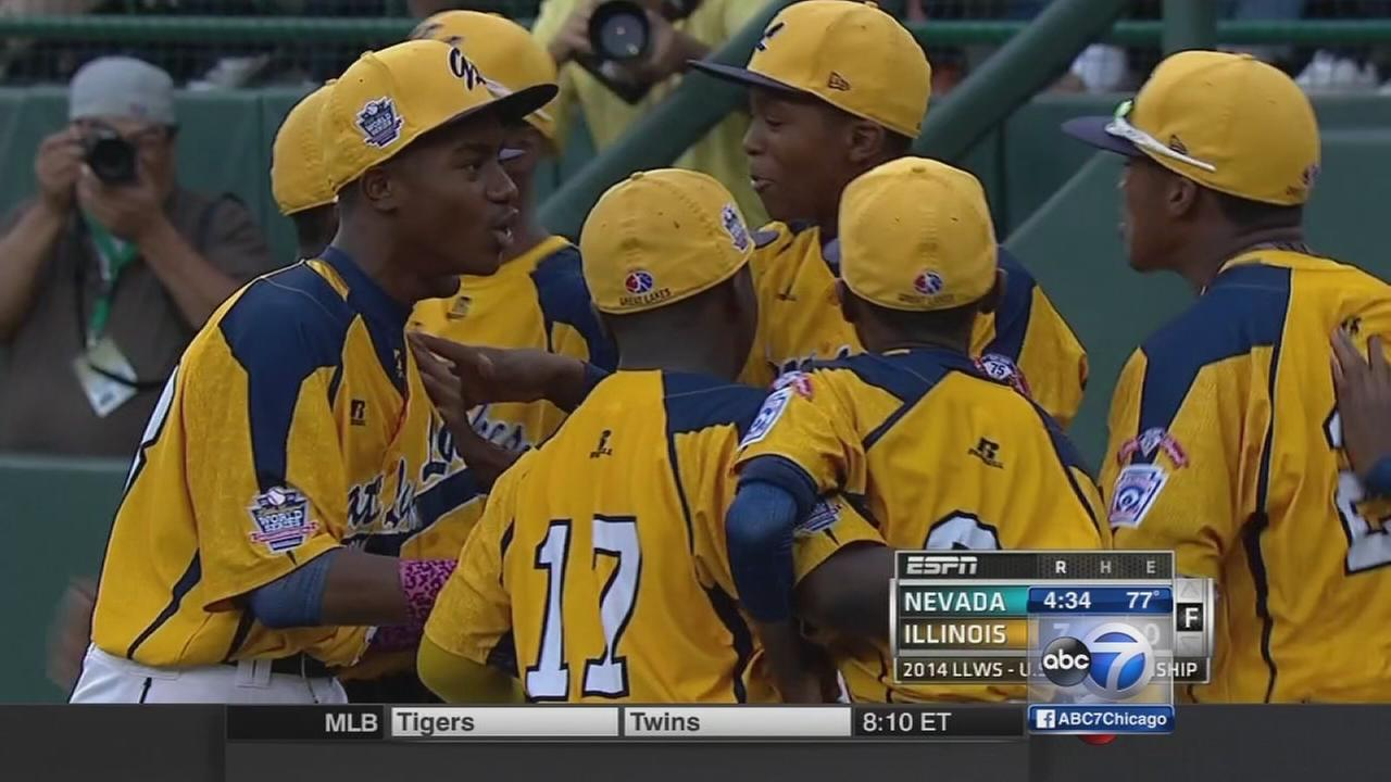 JRW sues Little League