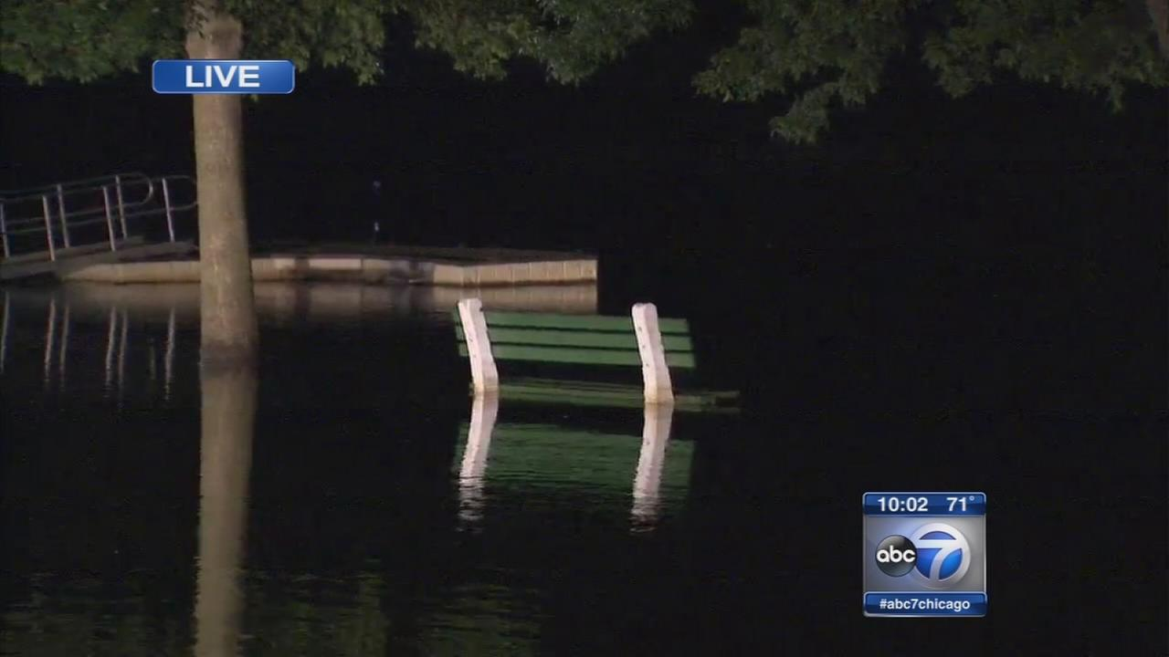 Kankakee River neighbors fear flooding