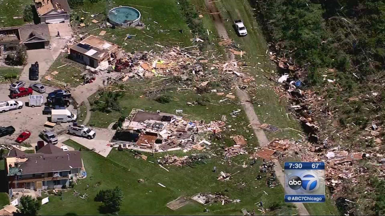 10 IL tornadoes confirmed by NWS