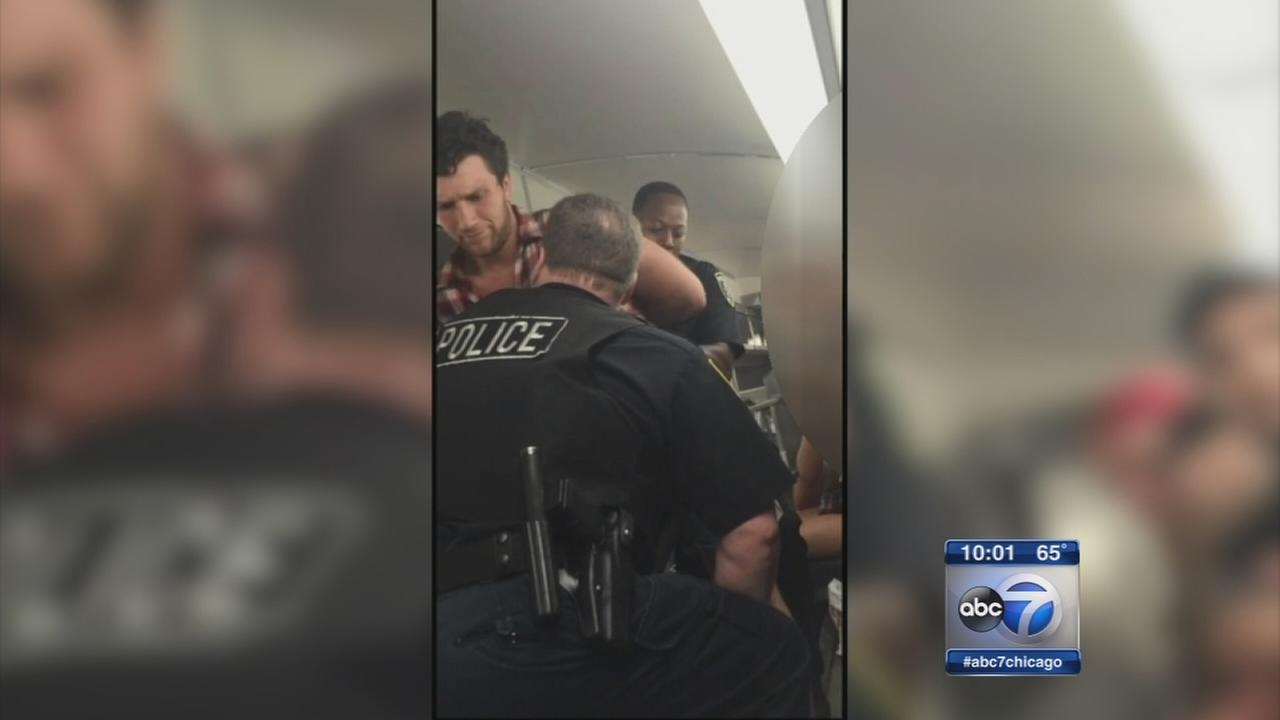 Police taser Metra passenger