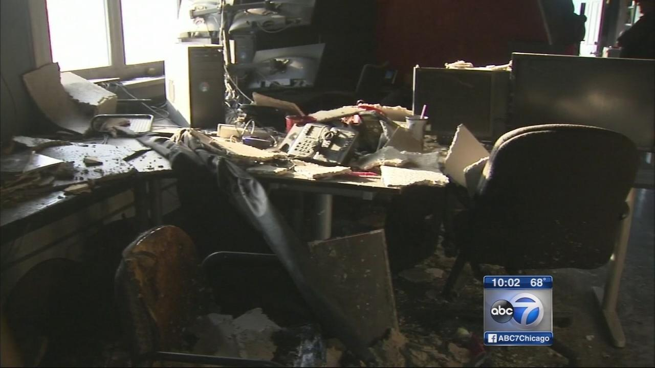 Disgruntled former employee allegedly sets Avondale business on fire