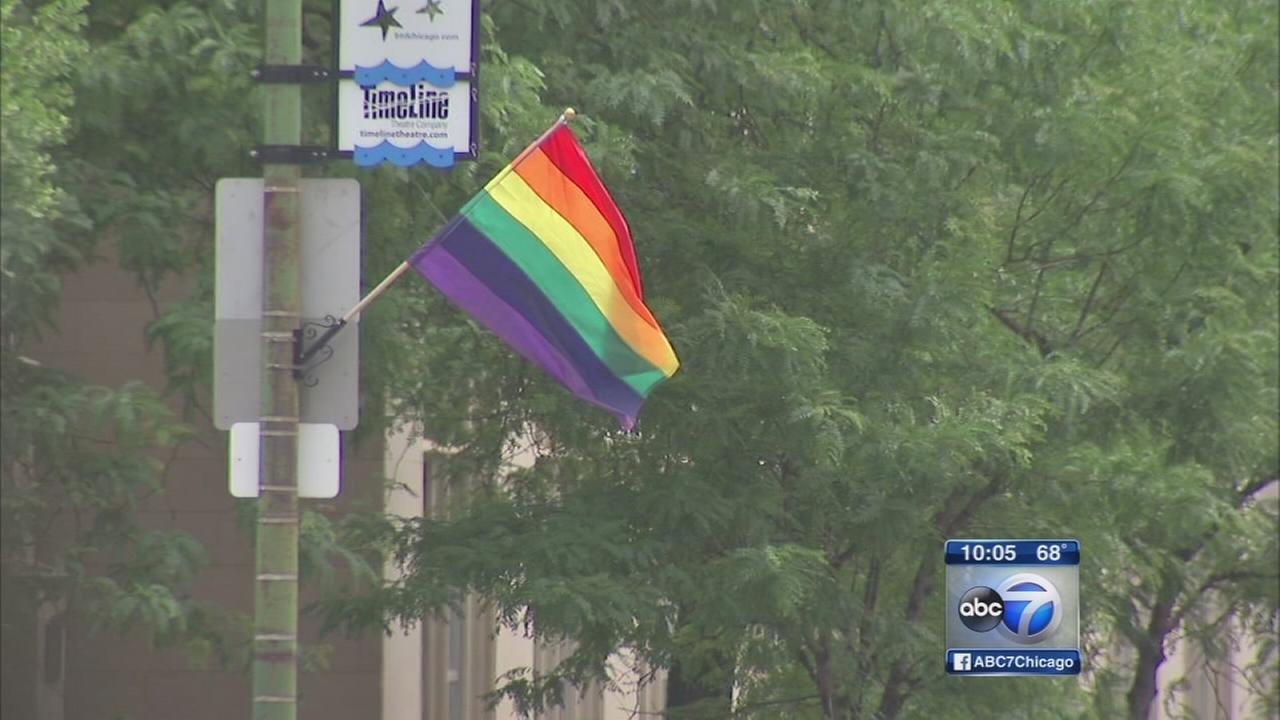 Chicago Pride celebrations continue after Supreme Court ruling on gay marriage