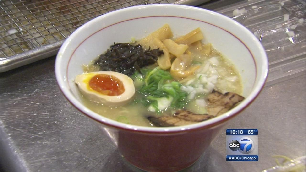 West Loop shop specializes in chicken ramen