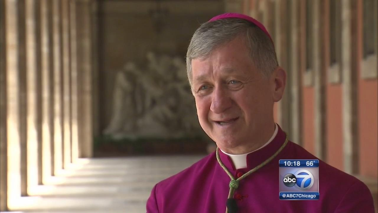 Archbishop Cupich solidifies relationship with Pope Francis