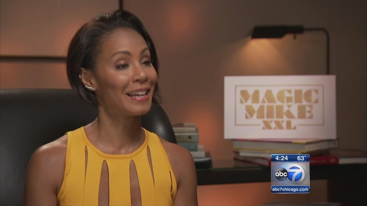Jada Pinkett Smith talks Magic Mike XXL