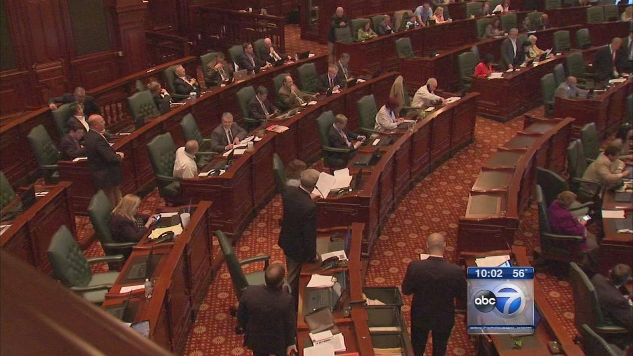 State of Illinois operating without a budget