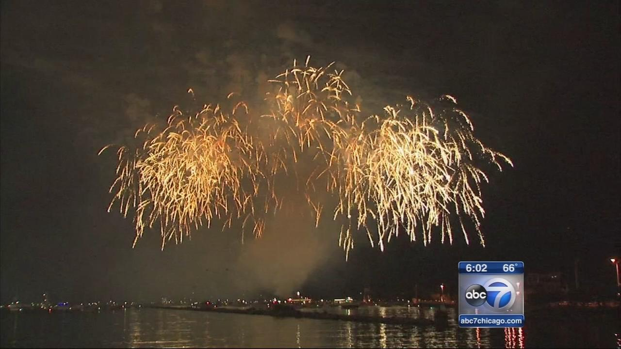 Fireworks safety for July 4