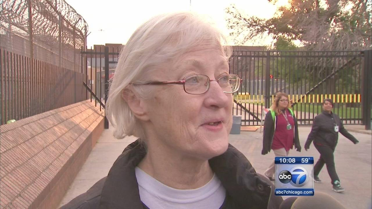Marilyn Hartman released from jail