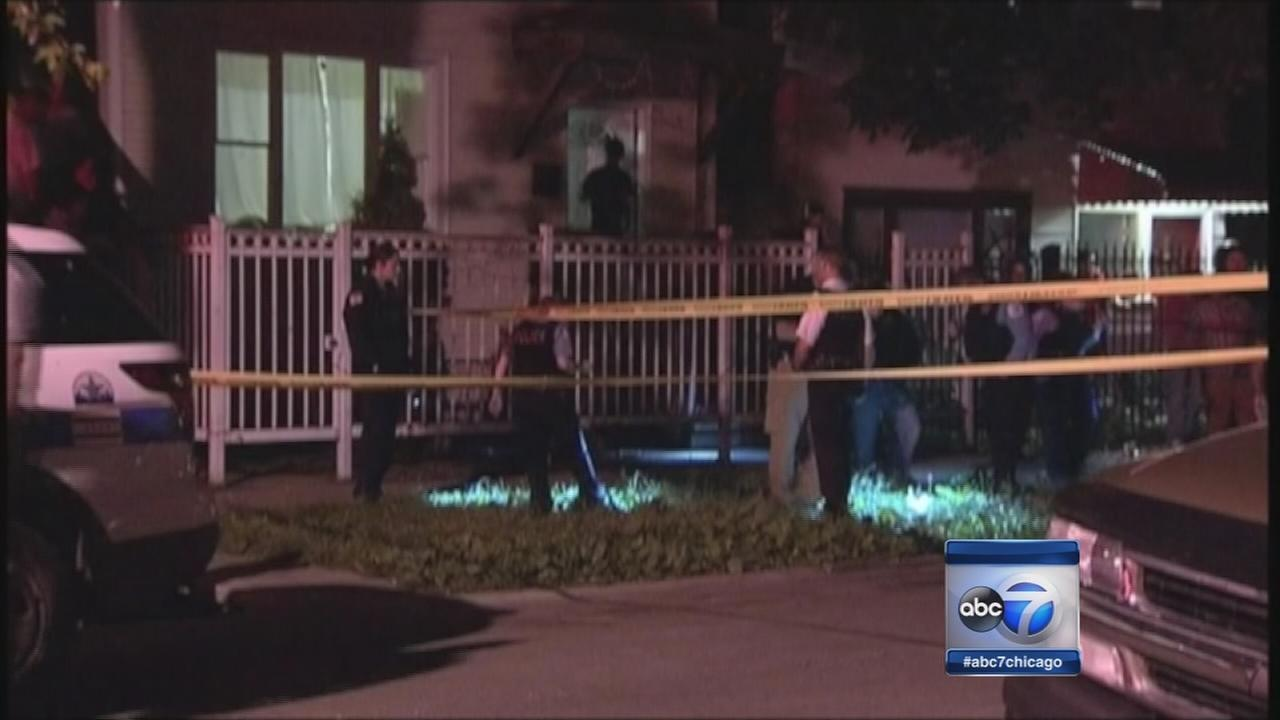 10 shot, 4 fatally, in Chicago