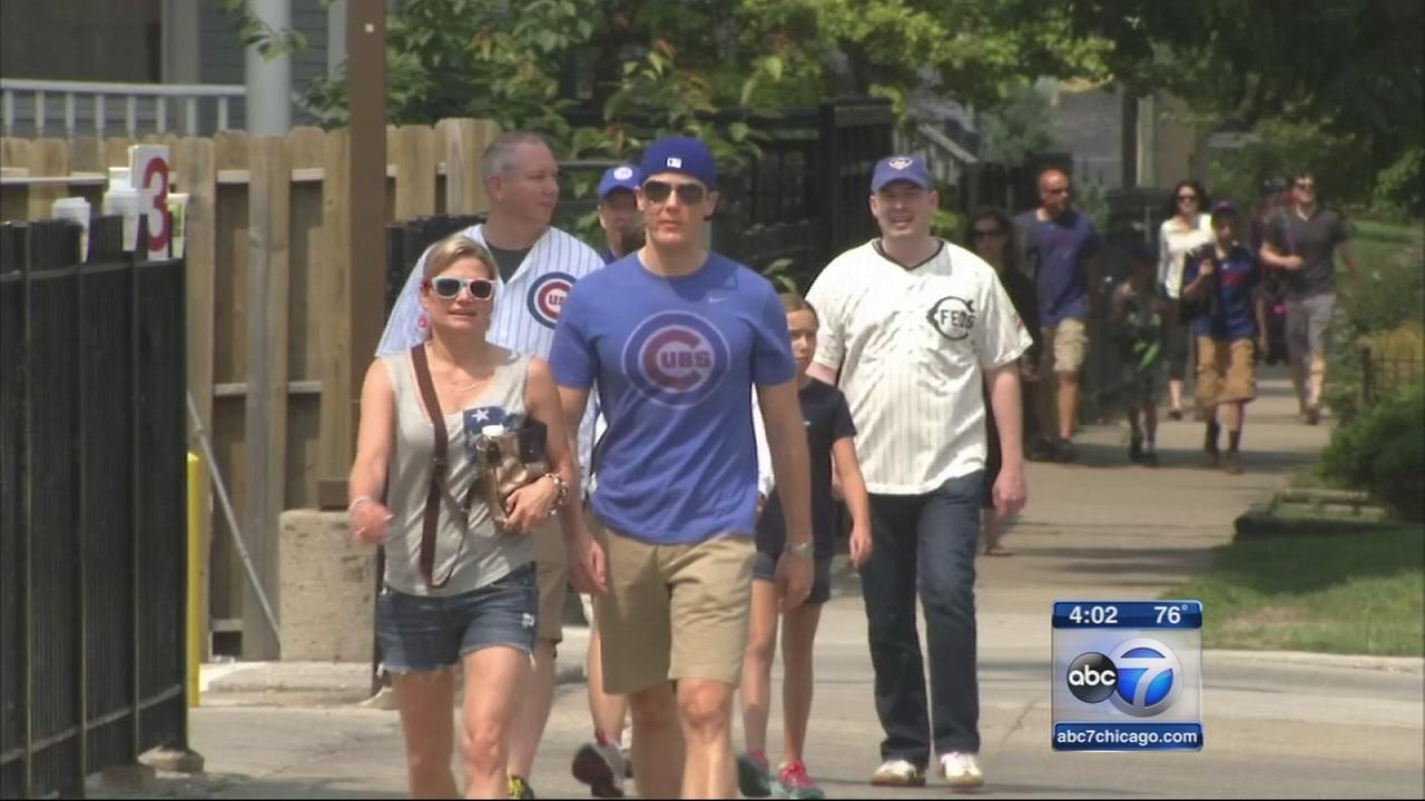 Chicago heads into busiest holiday weekend