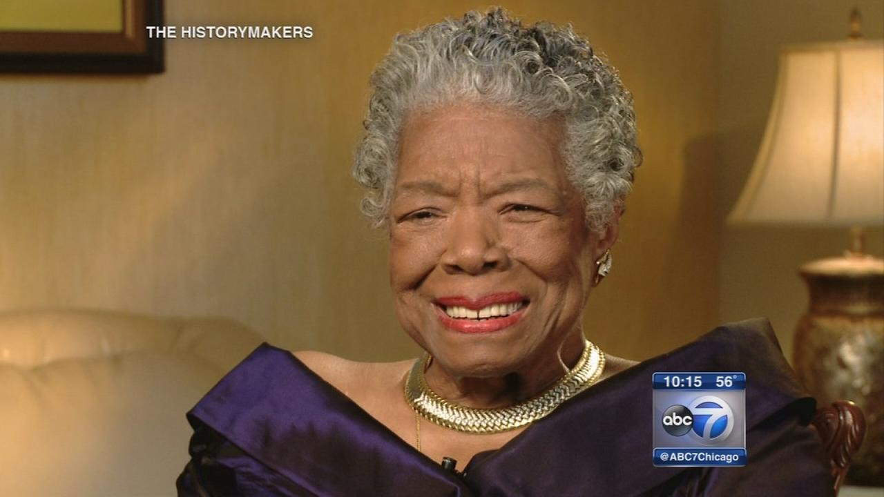 Maya Angelou legacy remembered in Chicago
