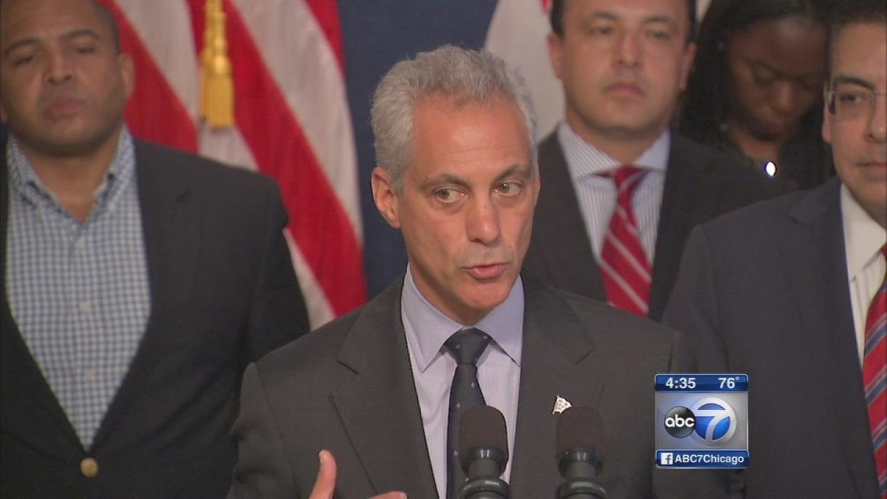 Chicago, state lawmakers consider tax hikes