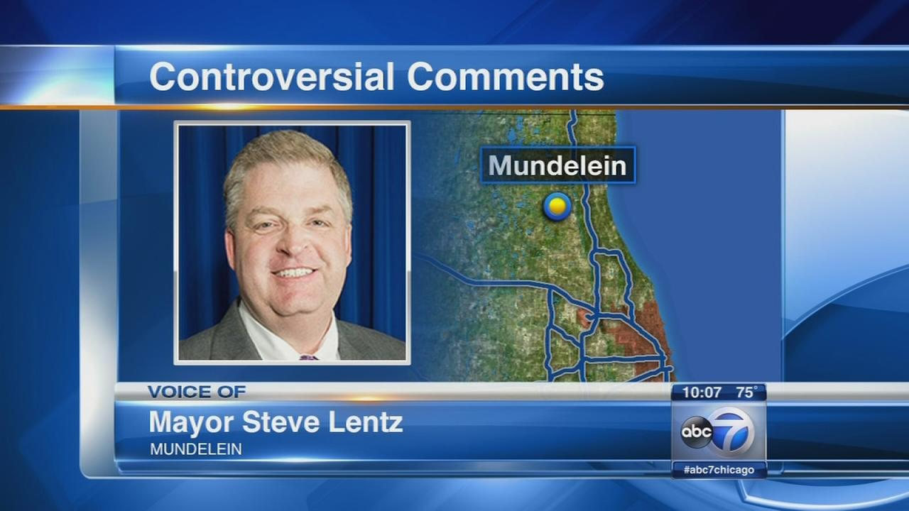 Mundelein mayor on hot seat for controversial comments