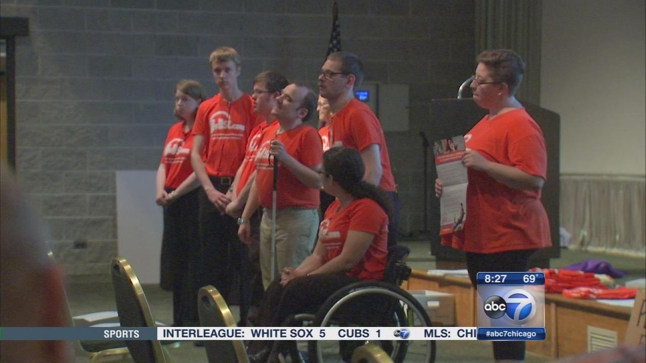 Disability Awareness Players