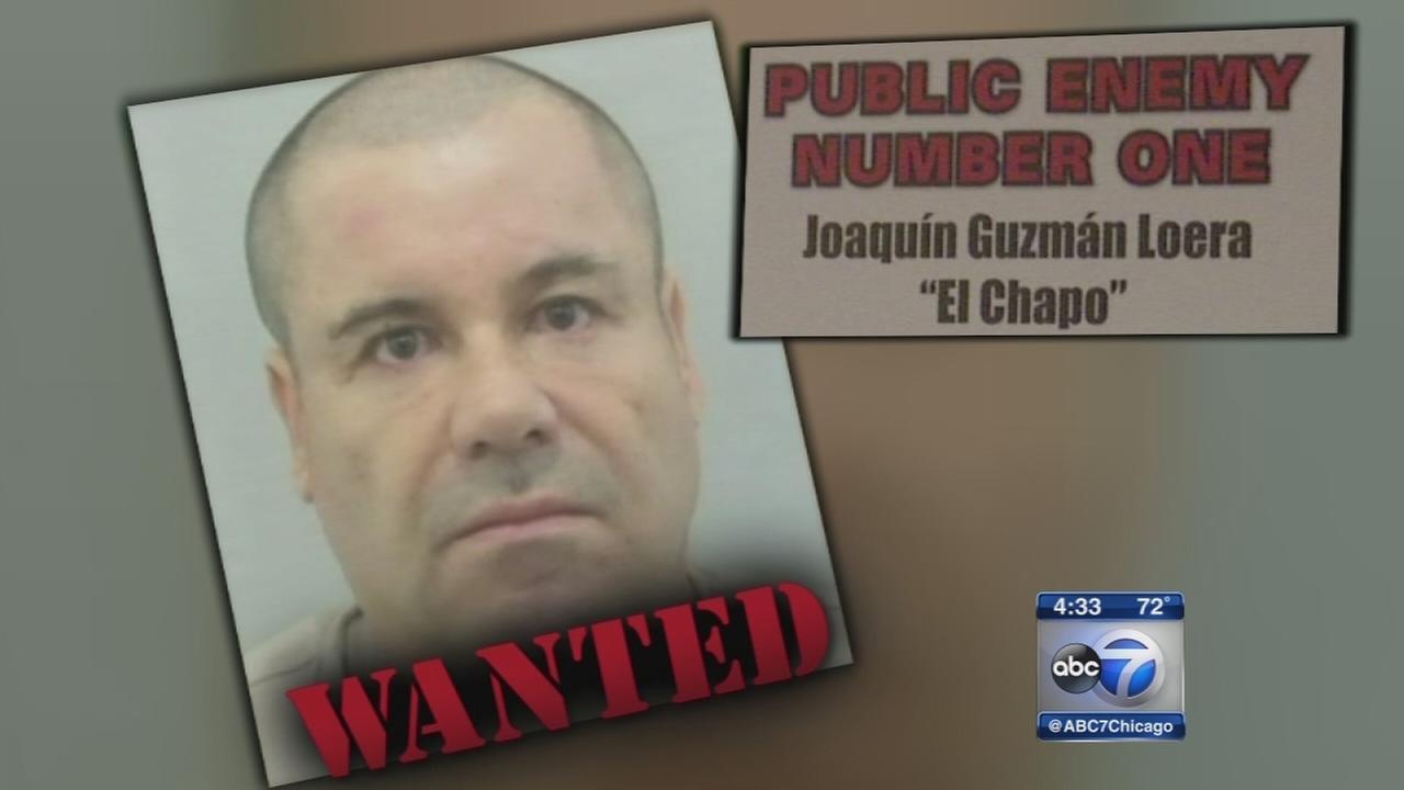 Chicago officials target El Chapo