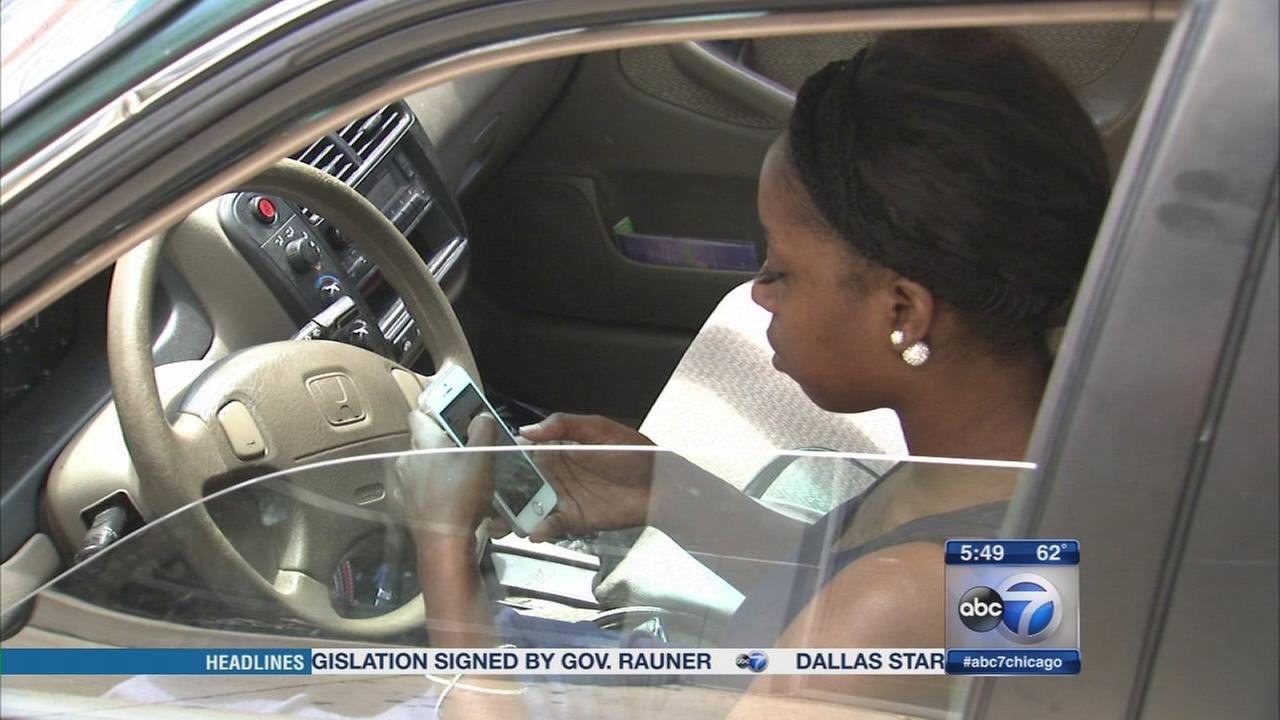 7 on the Streets: Texting and driving