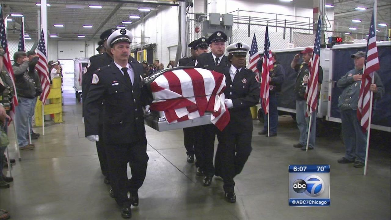 Bolingbrook WWII soldier?s remains returned