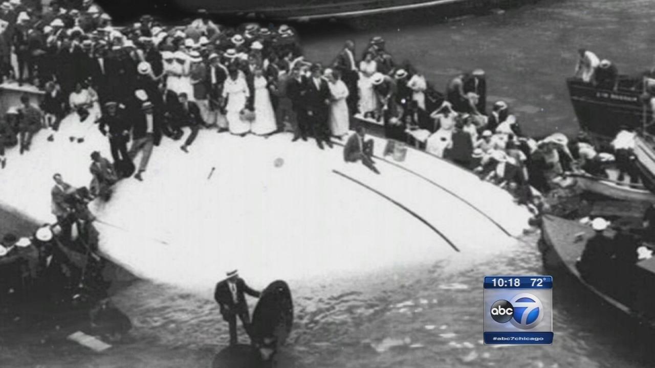 Eastland disaster marks 100 year anniversary