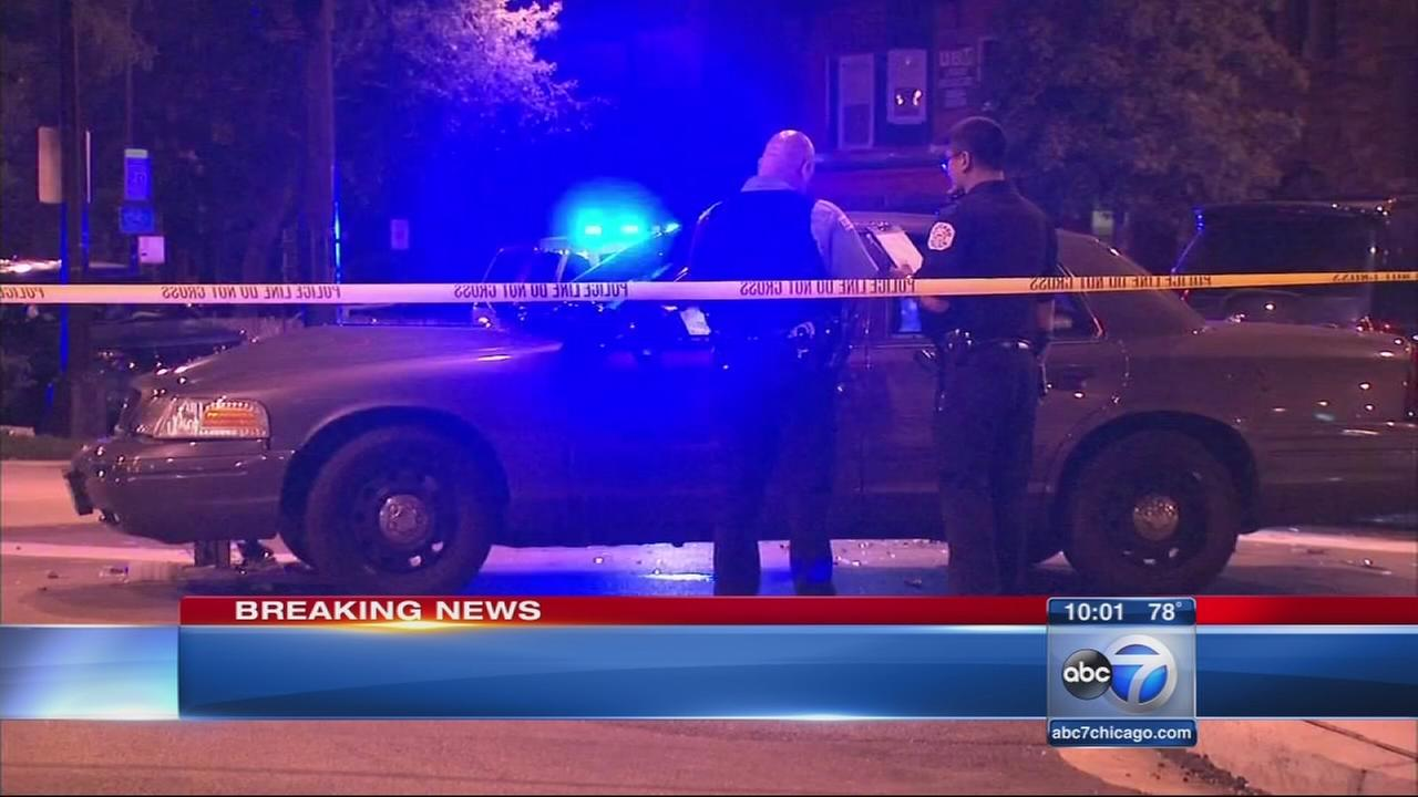 Pregnant woman injured in CPD-involved crash