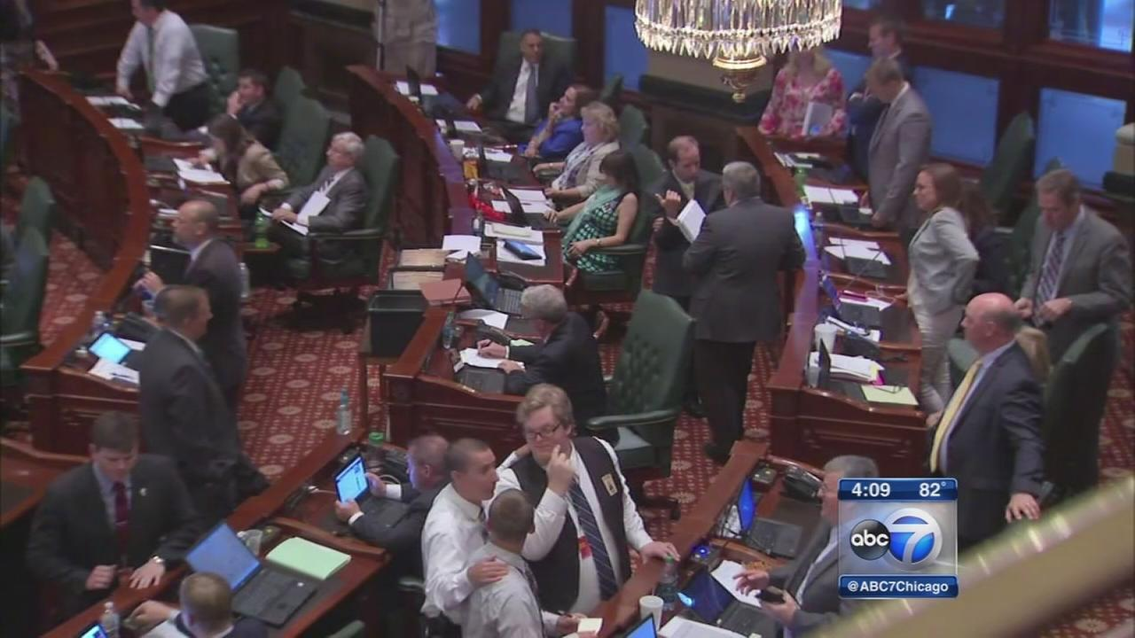 Rauner, legislative leaders continue budget stalemate