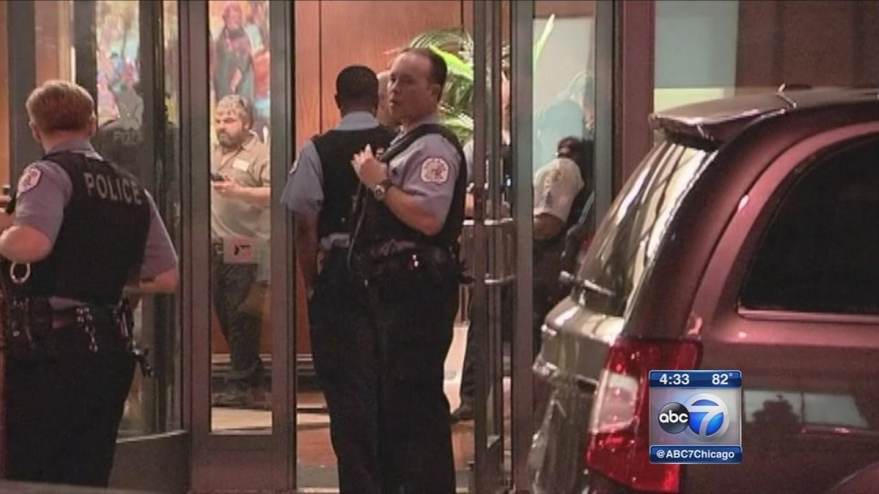 Omni Hotel guests encounter armed robber in room