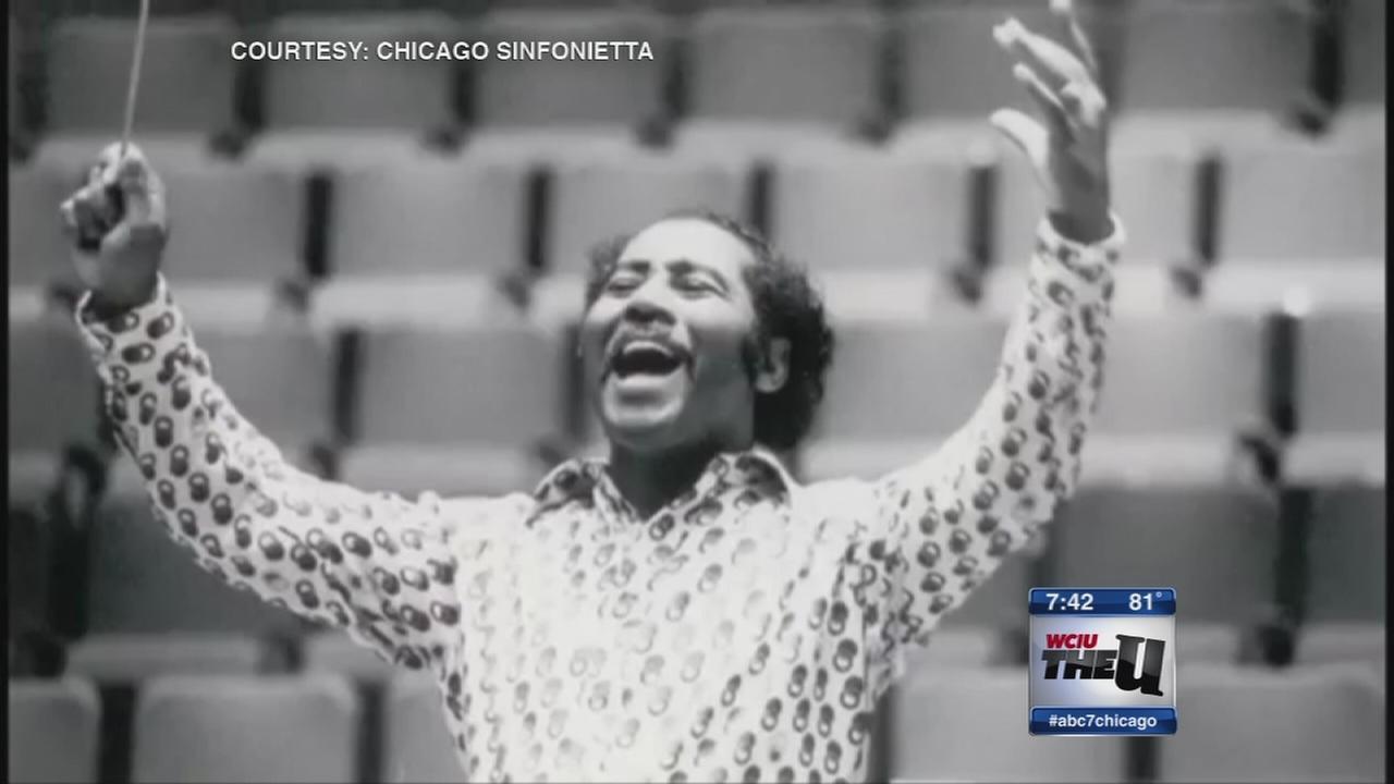 Paul Freeman, founder of Chicago Sinfonietta, remembered
