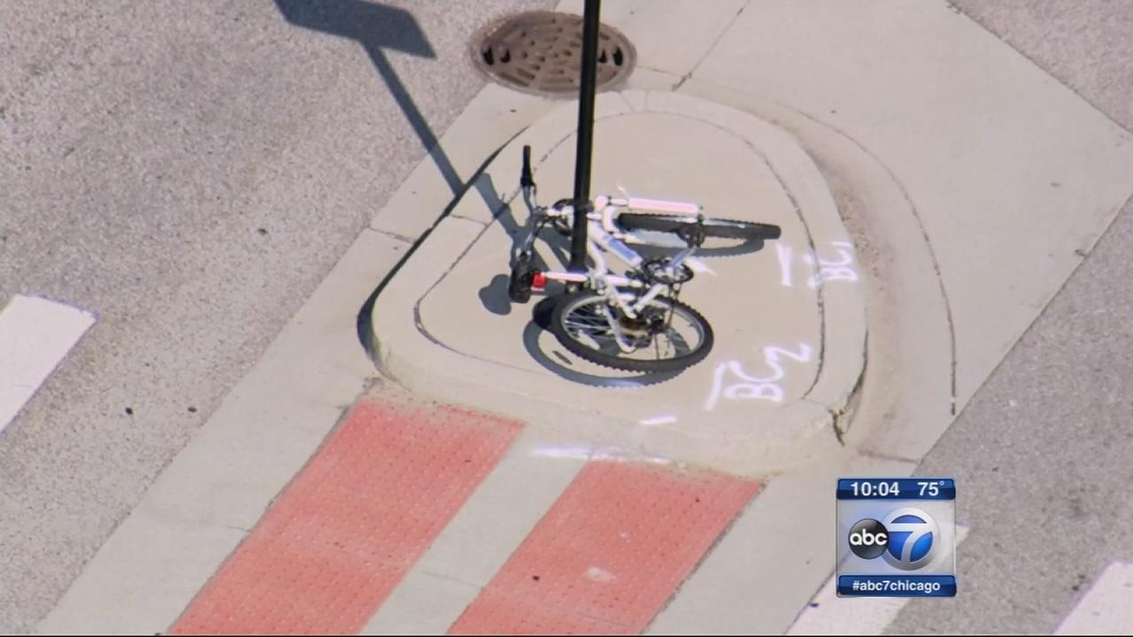 2 accidents within hours near same Des Plaines crosswalk