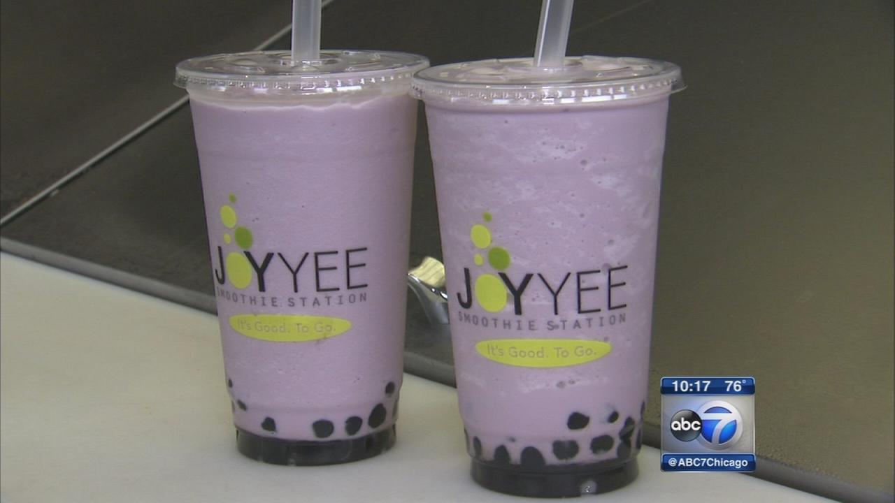 Joy Yee, Irazu put exotic twist on milkshakes